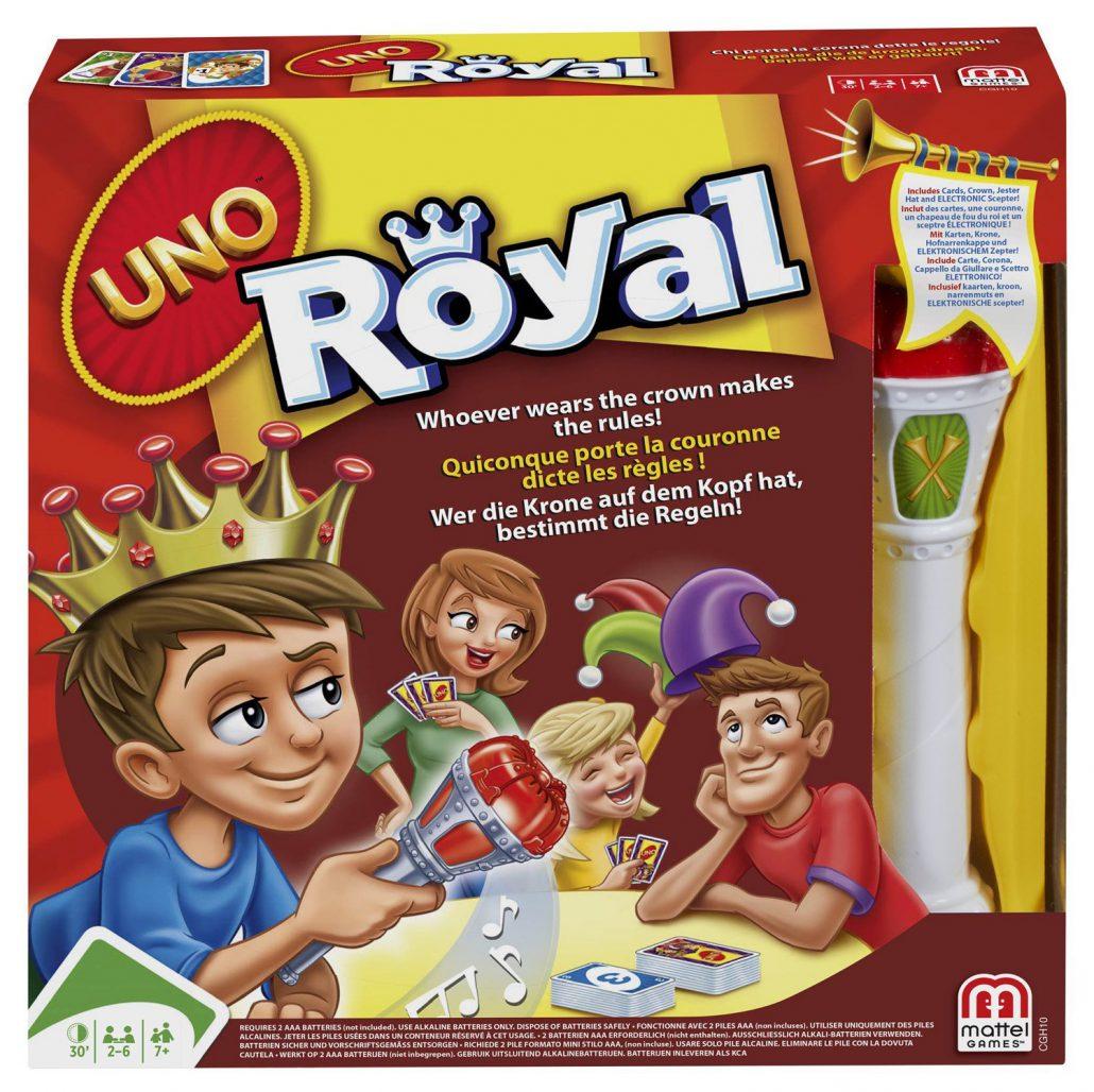 Spielregeln Uno Junior