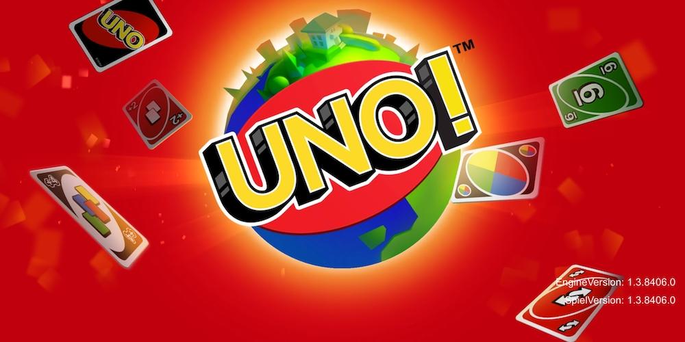UNO App für das Smartphone
